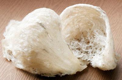 Tổ Yến Sào Thô cần được làm sạch lông để có thể sử dụng