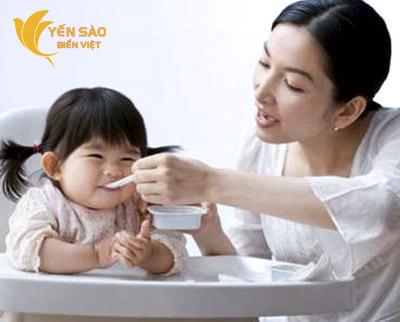 Cách chế biến yến sào cho trẻ em - để hấp thụ tốt nhất