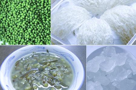 Cách thức đơn giản để chế biến tổ yến sào với đậu xanh cực kỳ đơn giản